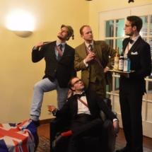 Britischer Abend